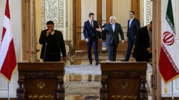 سفر وزیر دانمارکی به ایران؛ دو کشور پس از توافق هسته ای برجام روابط گرمی با هم داشته اند