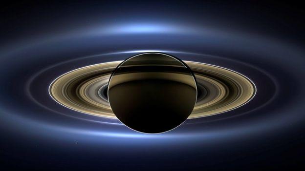 Imagen de Saturno