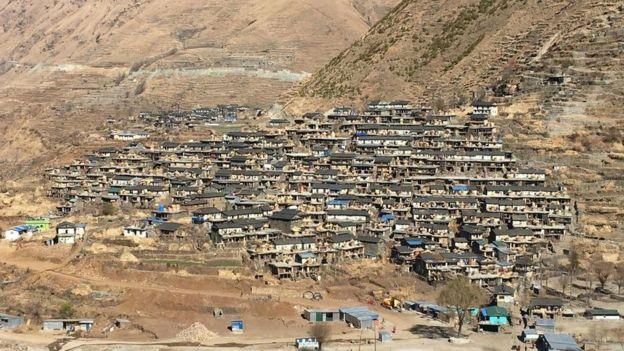 तकसेरा गाउँ