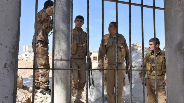 YPG mensupları