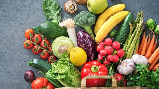 """""""Najvažnija stvar je da ne prestane da se jede voće i povrće."""""""