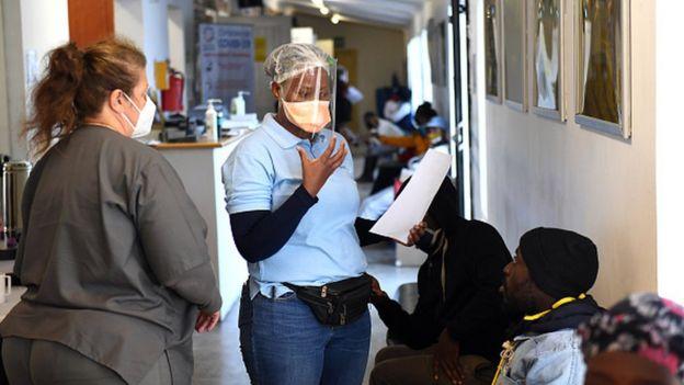 Больница в ЮАР