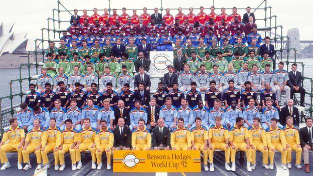 1992 کرکٹ ورلڈکپ