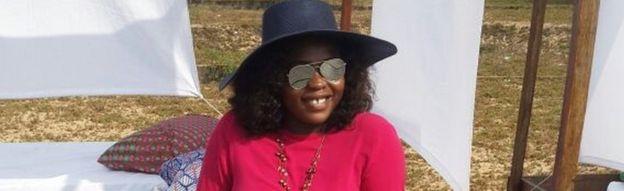 Olufunmilola Ogungbile