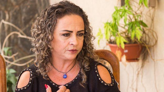 Sandra Castro adotou a filha Jéssica, 14, adotada após o 'Adoção na Passarela'