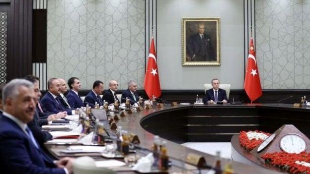 477 sayılı KHK ile bazı kanunlarda yer alan Bakanlar Kurulu'nun yetkileri Cumhurbaşkanı'na devredildi.