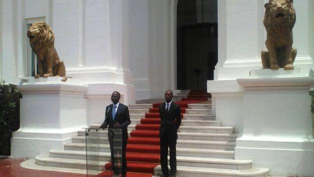 Mahammed Boun Abdallah Dionne est la troisième personnalité à occuper ce poste depuis l'élection de Macky Sall.