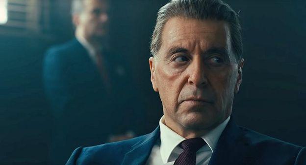 """Al Pacino en """"El irlandés""""."""