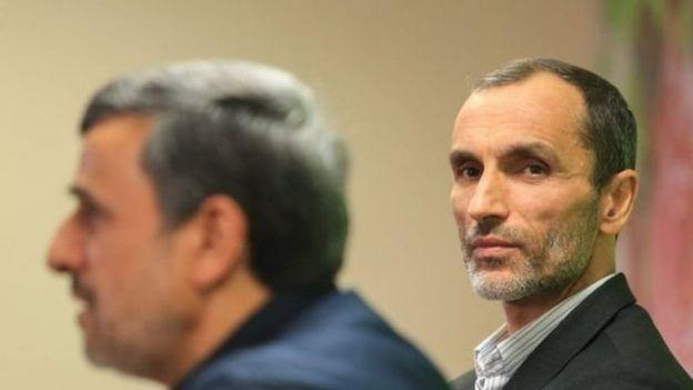 وکیل مدافع حمید بقایی: معاون محمود احمدینژاد در زندان 'سکته مغزی کرده است'