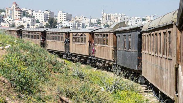 قطار الحجاز