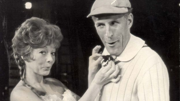 Eileen Gourlay and Bruce Forsyth in Little Me