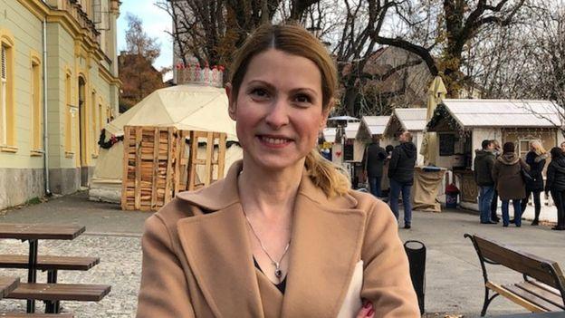 Jasmina Frulanovic, una de las víctimas