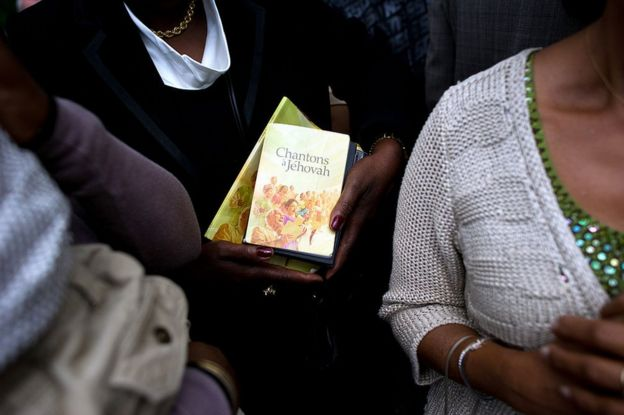 Testigos de Jehová