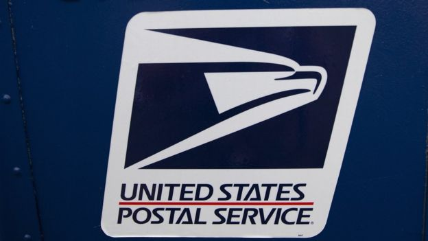 شعار خدمة البريد الأمريكية