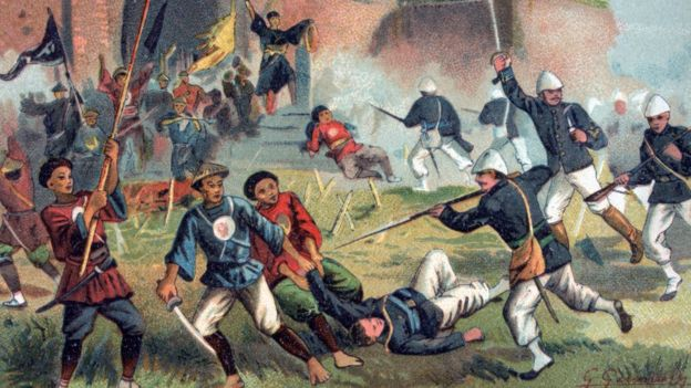 Pháp áp đặt chế độ bảo hộ ở Bắc Kỳ sau khi đuổi hết quân Thanh đi