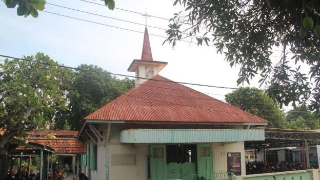 Gereja Paroki Santo Joseph