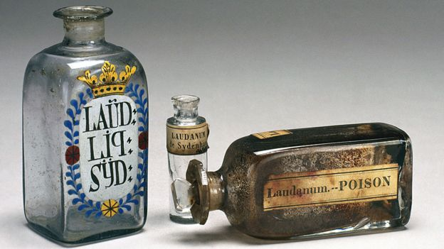 Botellas de láudalo