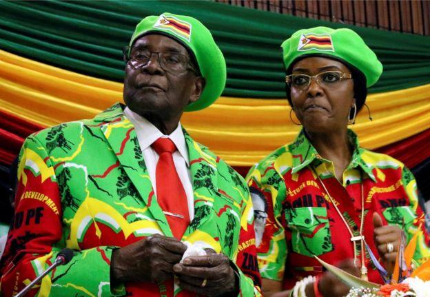 Krisen i zimbabwe