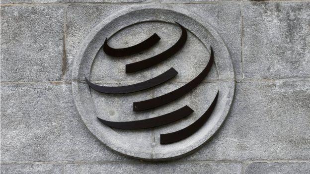 世貿組織圖標