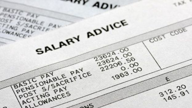 Spending power on the rise, says ONS - BBC News