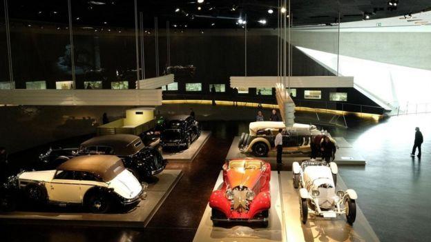 سيارات ألمانية الصنع