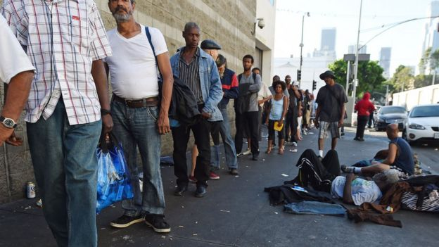 Image result for homeless los angeles