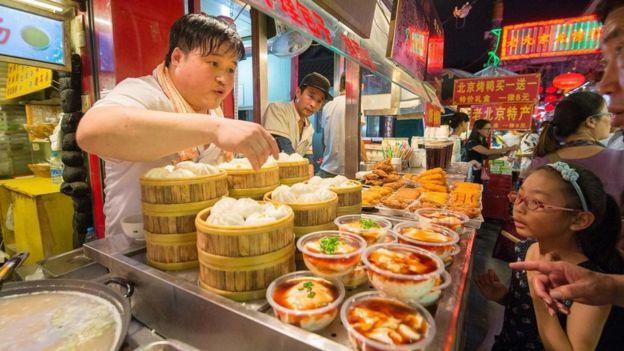 مطاعم في بكين