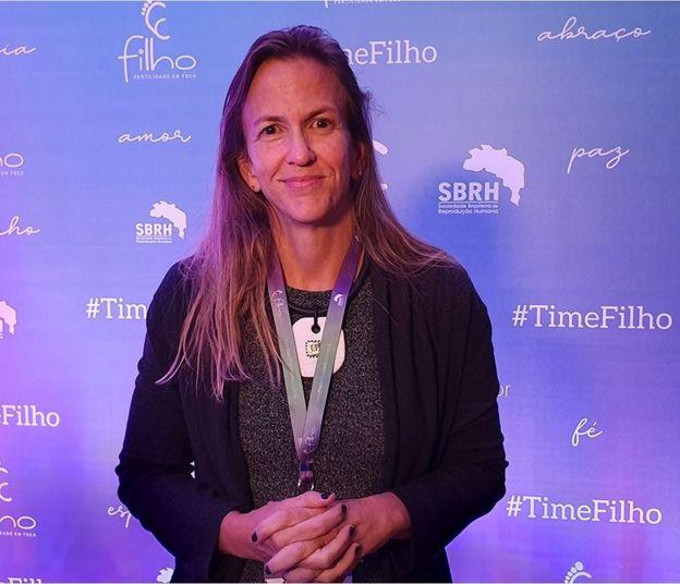 Nilka Donadio, presidente da Sociedade Brasileira de Reprodução Humana