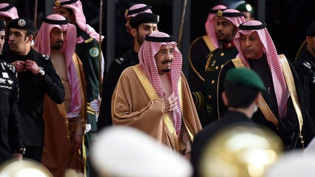 Rey de Arabia