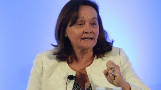 Marta Lagos es analista política y directora de la encuesta regional Latinobarómetro.