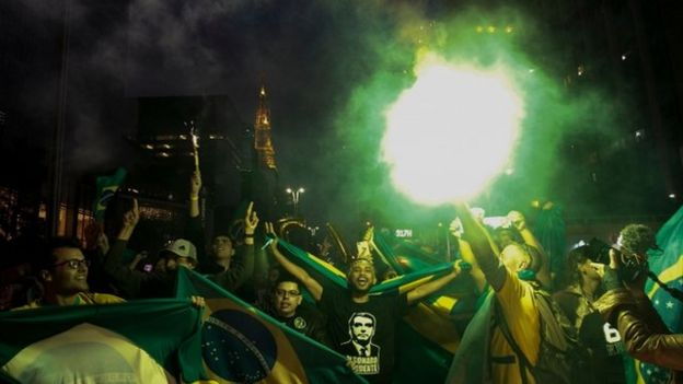 انتخابات در برزیل کشور را به شدت دوقطبی کرده بود