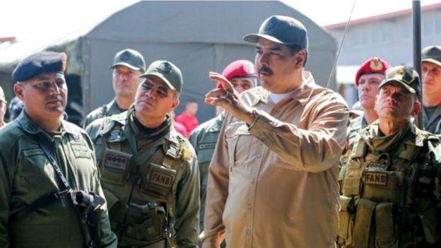 Ông Maduro
