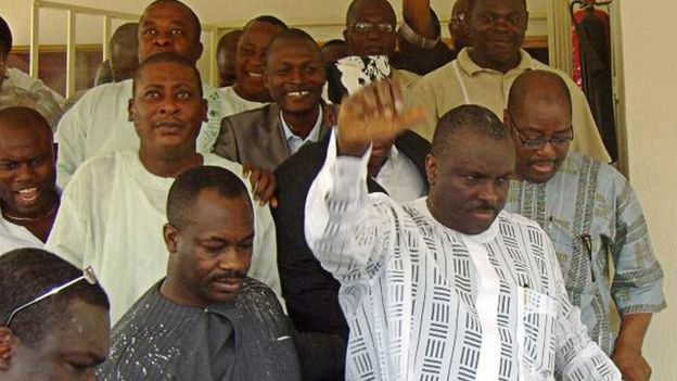 Image result for James ibori governor