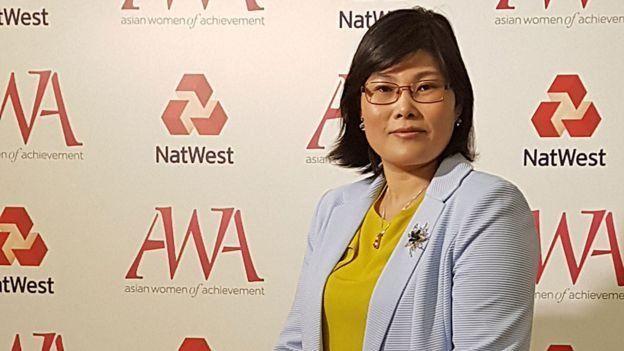 Ji Hyun Park melarikan diri dari Korea Utara dan sekarang mengajar bahasa Korea di Manchester.