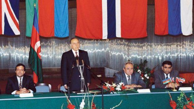 Sabiq prezident Heydər Əliyev