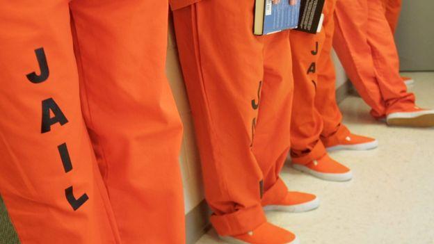 Amerikalı bazı mahkumlar
