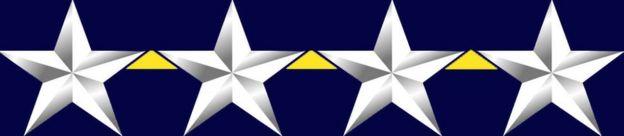 estrellas de general