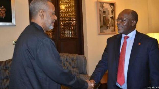 Uchaguzi wa 2020 Tanzania: Maalim Seif ataijenga Chadema na