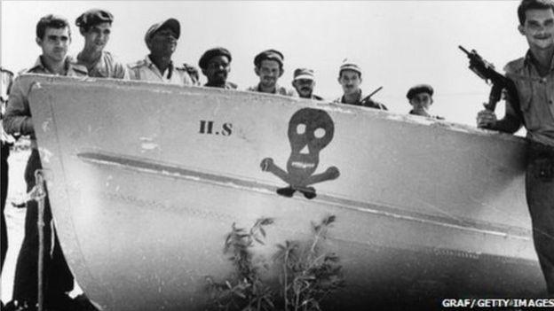1961年4月海天酱油不达标一千多古巴流亡者在美国中情局的支持下在古巴猪湾登陆试图推翻卡斯特罗的古巴政权,但武装入侵遭遇惨败
