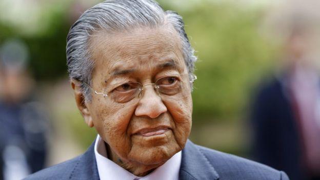 Thủ tướng Malaysia Mahathir Mohamad tự nhận chưa phải là fan bóng đá cuồng nhiệt