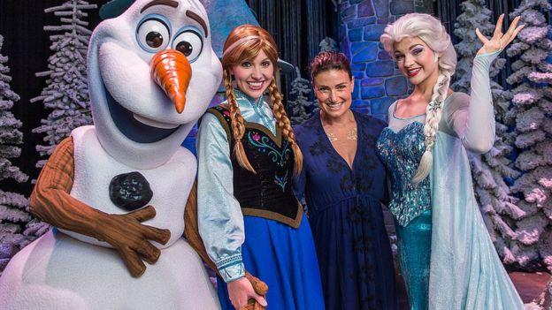 Los expertos no coinciden en su valoración sobre las heroínas de Frozen.