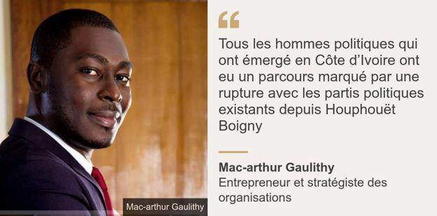 Mac-arthur Gaulithy citation