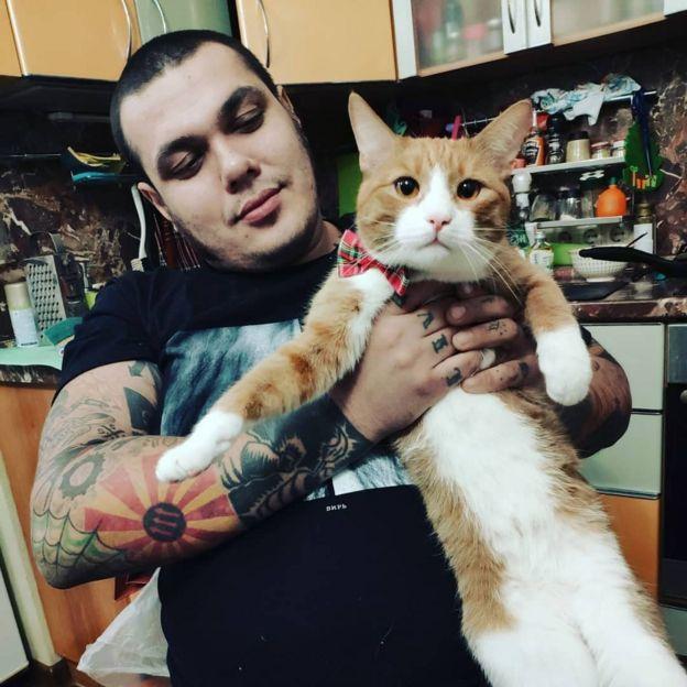 Сократ с котом