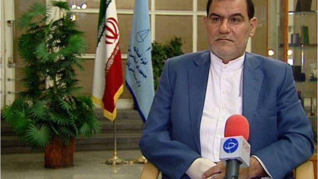 عبدالصمد خرم آبادی، معاون دادستان کل ایران