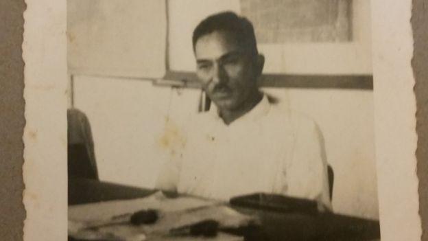 Ikuta Mizobe nos anos 1940