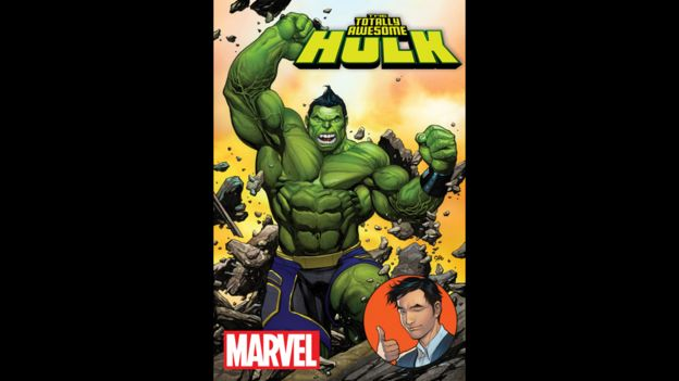 Marvel kills off Hulk alter ego Bruce Banner - BBC News