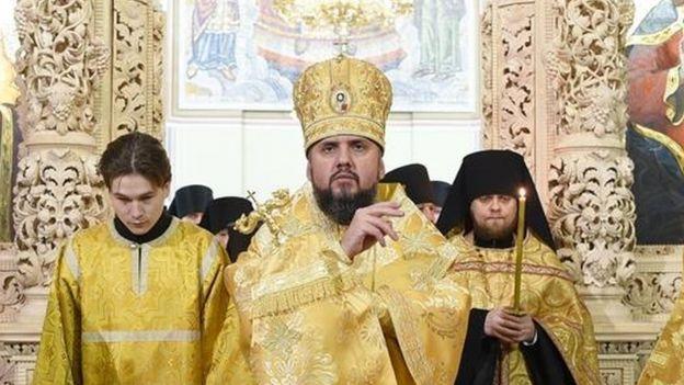 Об'єднану Українську православну церкву очолив митрополит УПЦ КП Епіфаній
