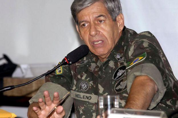 General Augusto Heleno Ribeiro Pereira