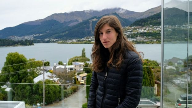 Lara Suleyman in Queenstown