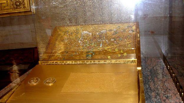 Magna Carta-nın sürəti Washington-da ABŞ Konqresi binasında
